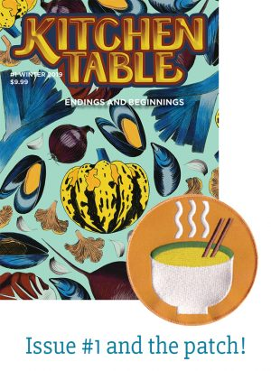 Kitchen Table Magazine combo package