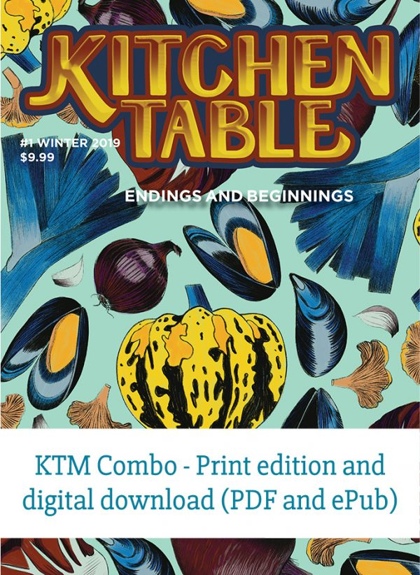 KTM digital and print combo