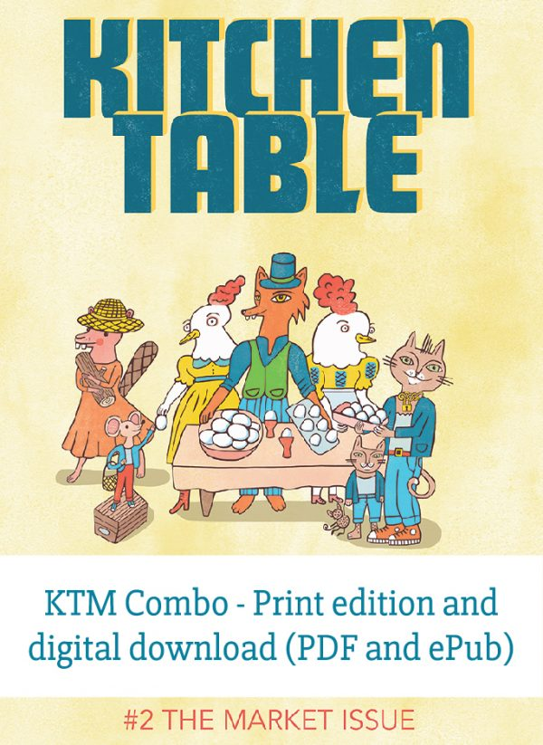KTM Issue 2 print and digital download combo