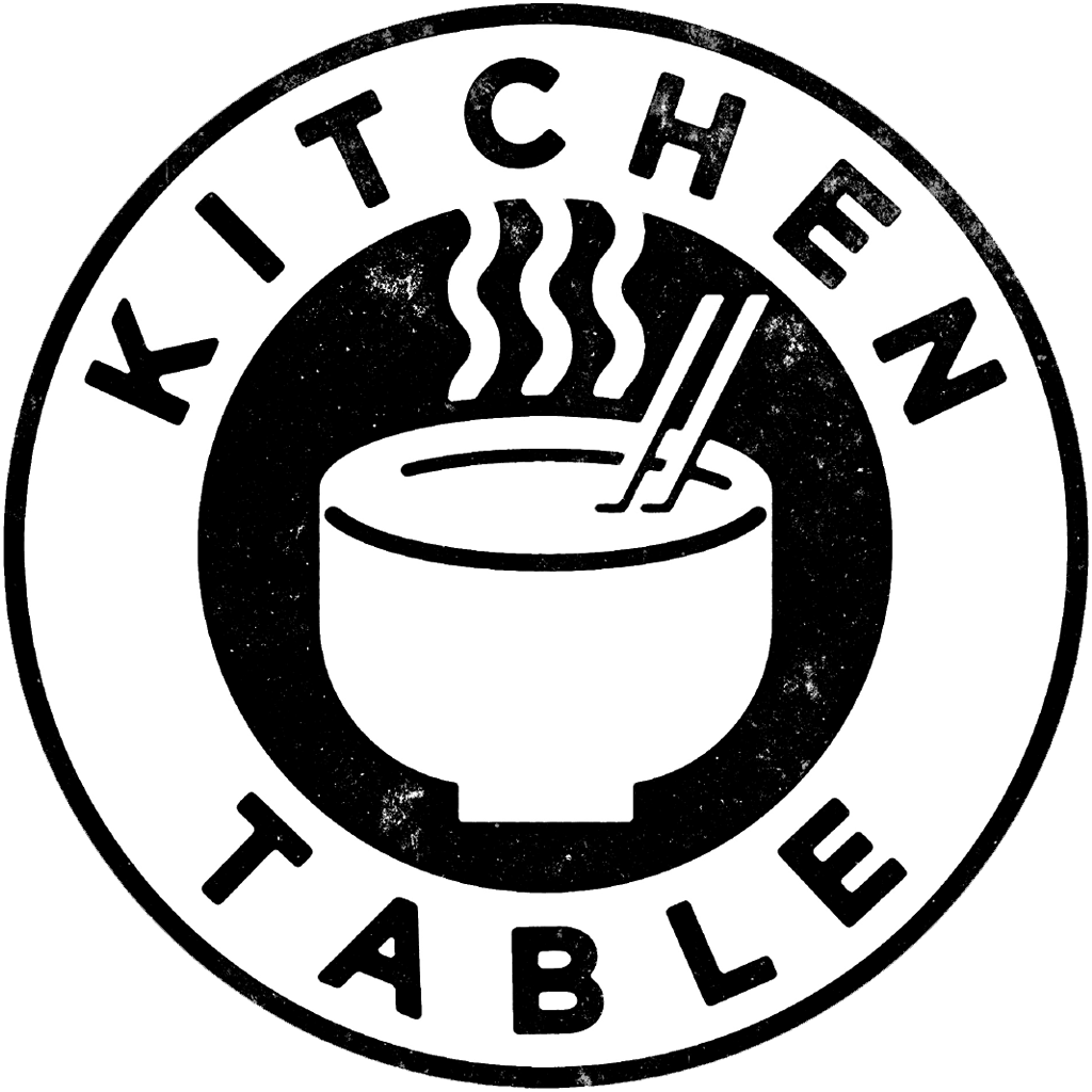 Kitchen Table Magazine 2020 logo