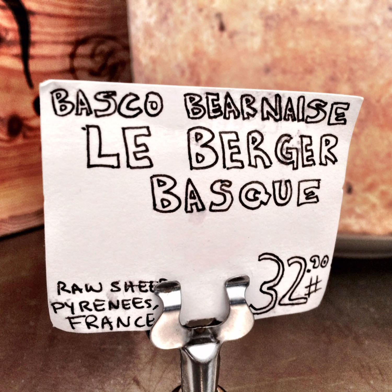 Le Berger Basque