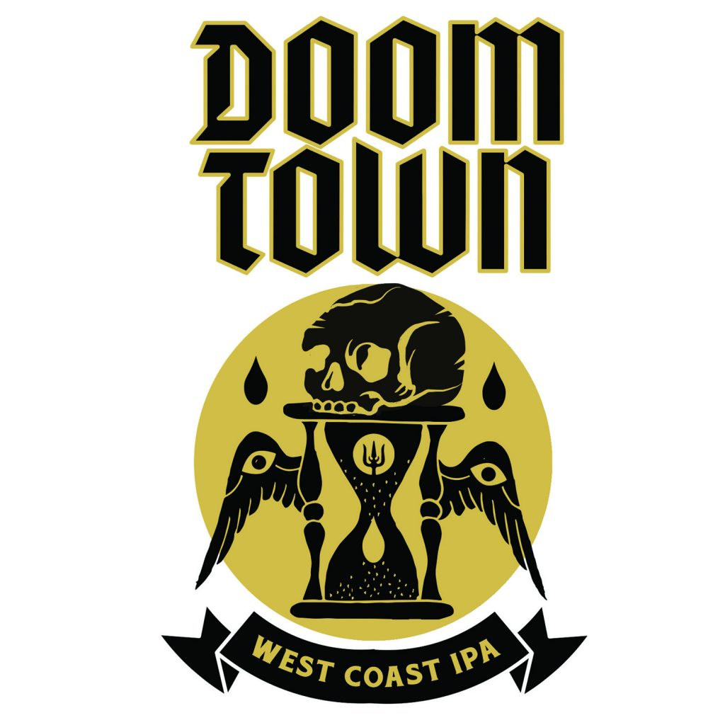 Doom Town West Coast IPA
