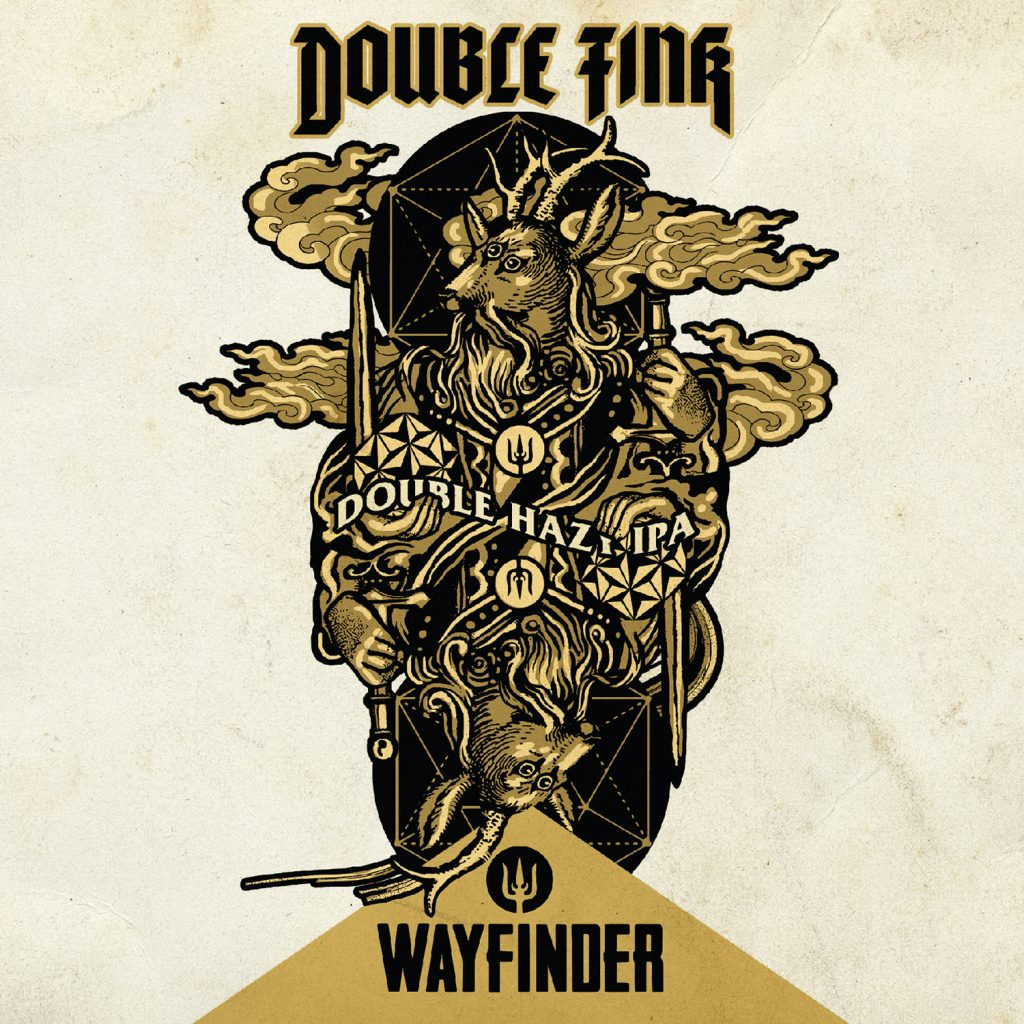 Double Fink Double Hazy IPA