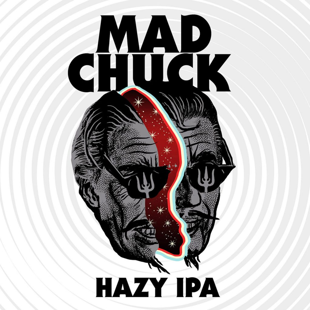 Mad Chuck Hazy IPA